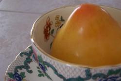 Lemon Plum in the Family China