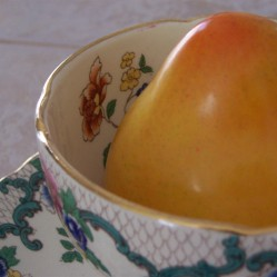 Lemon Plum in the Family China