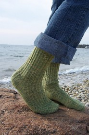 Jane's Hedgerow Socks {free}