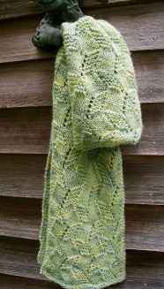 Stepping Stones Scarf