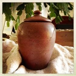 Grace's jar